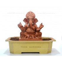 12inch Tree Ganesha (with modak)