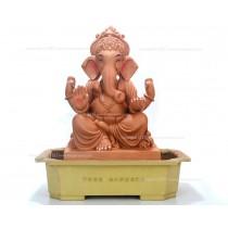 18inch Eco-Friendly Ganpati Murti | Tree Ganesha