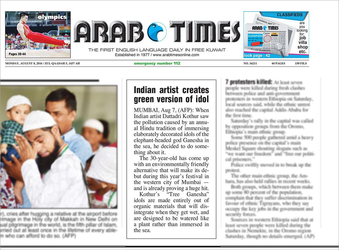 ArabTimes